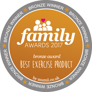 Plum Create Your Own Swing Set - Family Awards 2017 - Bronze