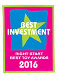 2016 Right Start Award - Best Investment - Wooden Growing Swing