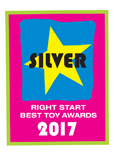 2017 Right Start Award - Silver - Discovery Mud Pie Kitchen