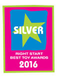 2016 Right Start Award - Silver - Peppermint Townhouse