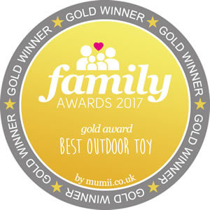 Plum Create Your Own Swing Set - Family Awards 2017 - Gold