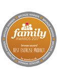 2017 Family Award - Bronze - Wooden Growing Swing