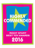 2016 Right Start Award - Commended - Toddlers Tower