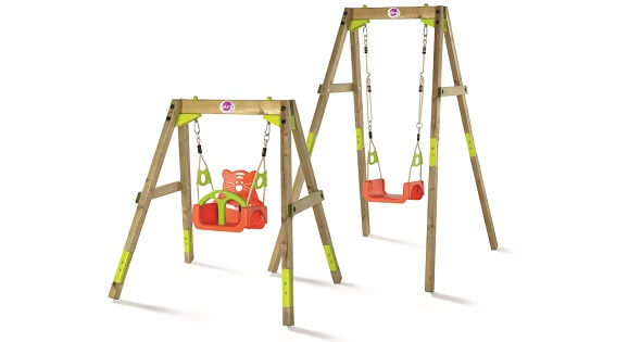 Plum's Wooden Growing Swing