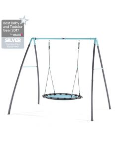 Premium Metal Nest Swing with Mist - Award